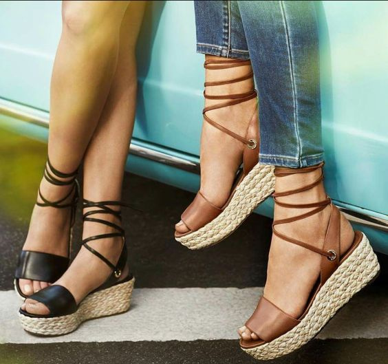 Charming Shoes Trends