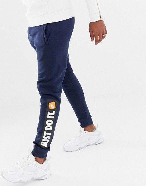 Nike JDI Skinny Joggers In Navy 928725 451   Alinacak in