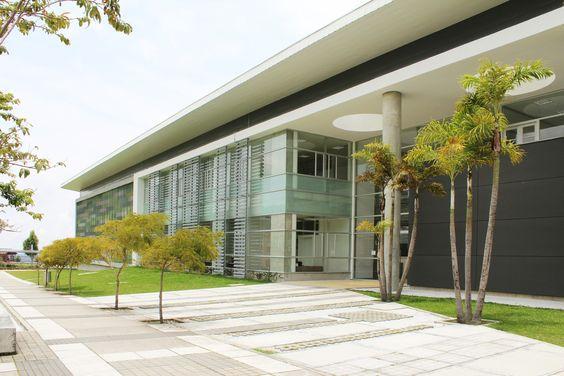 Edificio De Quimica E Ingenieria Quimica,Courtesy of Universidad Nacional De Colombia