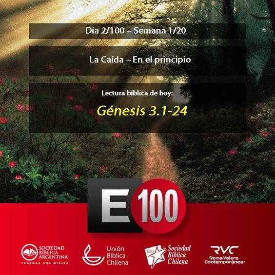 Lectura02: La Caída - Génesis 3:1–3:24 http://bible.us/Gen3.1.RVC #Biblia - Favor retweet