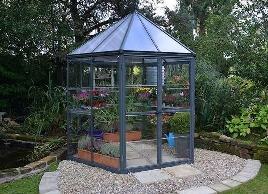12 Backyard Greenhouses You Can Assemble All By Yourself In 2020