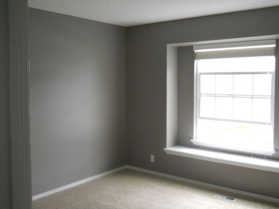 Behr Fashion Gray For The Master Bedroom Or The Living Room Home Pinterest Just Love