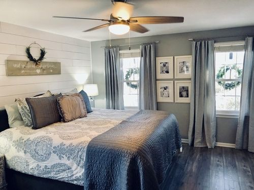 Just Finished My Farmhouse Bedroom Remodel Master Bedroom