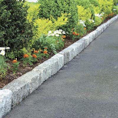 How To Install Belgian Block Driveway Edging Gardens 400 x 300