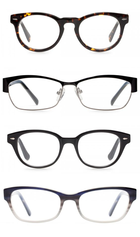 Glasses Frames For Square Face : The perfect glasses for square faces felix + iris ...