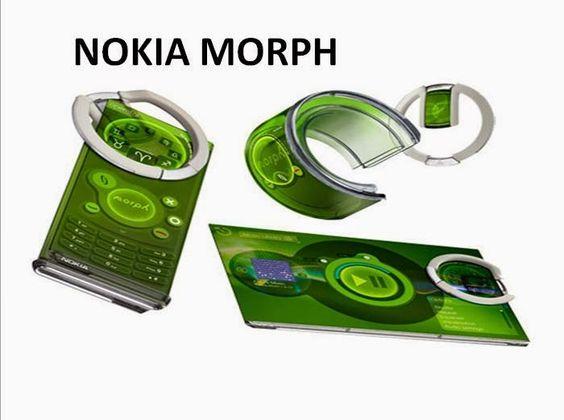 Presentation At: Nokia Morph
