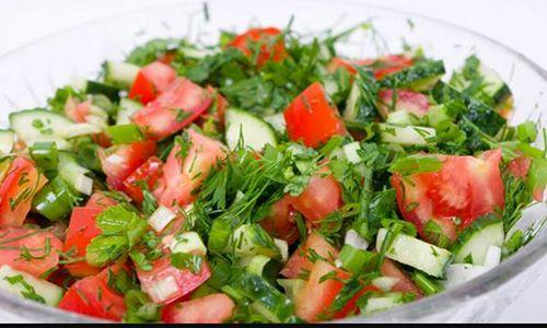 Pin On Salad وصفات سلطات