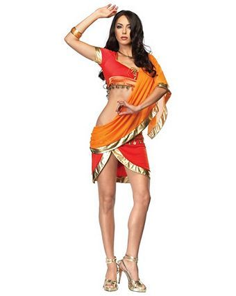 Sexy 2 Pc Bollywood Beauty Costume | Wholesale International Halloween Costume Sexy