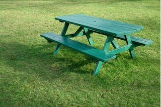 How to Paint a Picnic Table (8 Steps) | eHow