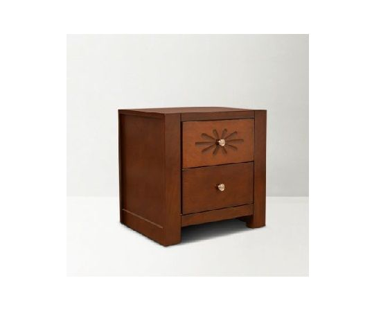 Hometown Sonata Side Table Walnut @ 77% OFF, 5000/- Instead of 21900/-