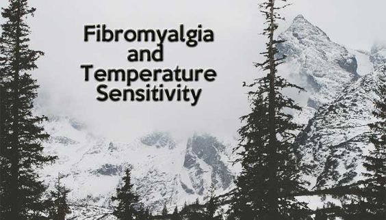 Research study examines temperature sensitivity and Fibromyalgia.