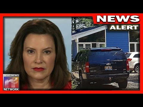 Michigan Gov Whitmer Caught Red Handed While Citizens Of Her State Are In Lockdown Youtube In 2020 Michigan Gov Kids Youtube Channel Governor
