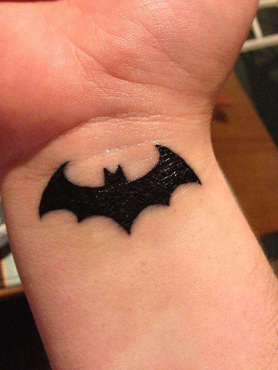 a102626d9 30 Exhilarating Batman Tattoo Ideas | Amazing Tattoo Ideas