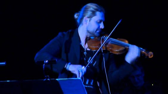 "David Garrett: ""She's Out Of My Life"", 19 Mar 2014, New York [live]"