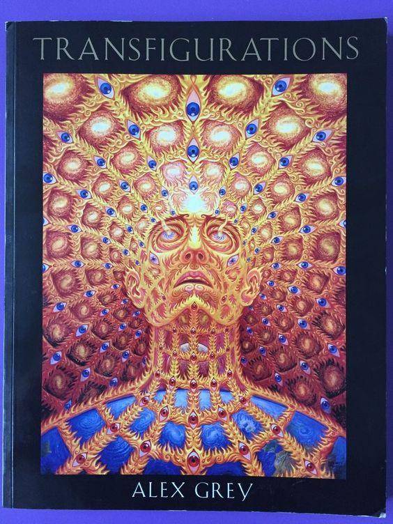 Transfigurations - Alex Grey - 9781594770173