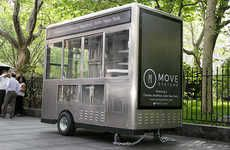 Solar-Powered Food Trucks