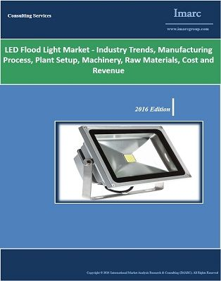 "IMARC's latest study ""LED Flood Light Market – Industry Trends, Manufacturing Process, Plant Setup, Machinery, Raw Materials, Cost and Revenue"" provides a techno-commercial roadmap for setting up a LED flood light manufacturing plant. The study covers all the requisite aspects of the LED market."