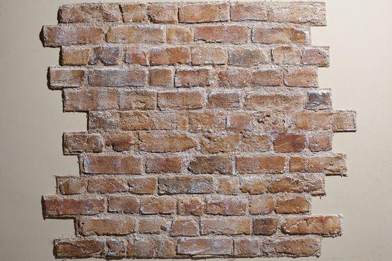 Broken Brick | Faux Brickwork