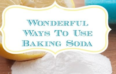 From Sparkling Dishes to Natural Deodorant… See What Baking Soda Can Do