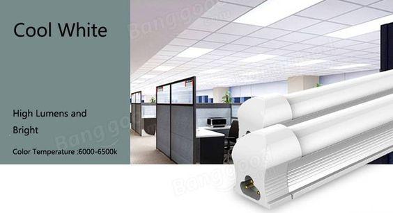 T5 5W 30 centímetros 2000lm SMD 2835 LED transparente tube tampa transparente luz lâmpada fluorescente de AC220V
