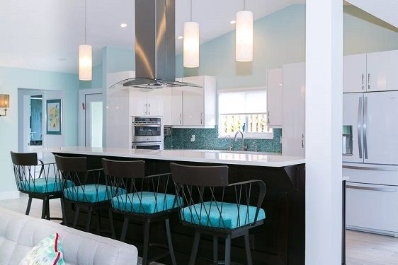 Beach Kitchen Decor And Coastal Kitchen Decor Coastal Kitchen