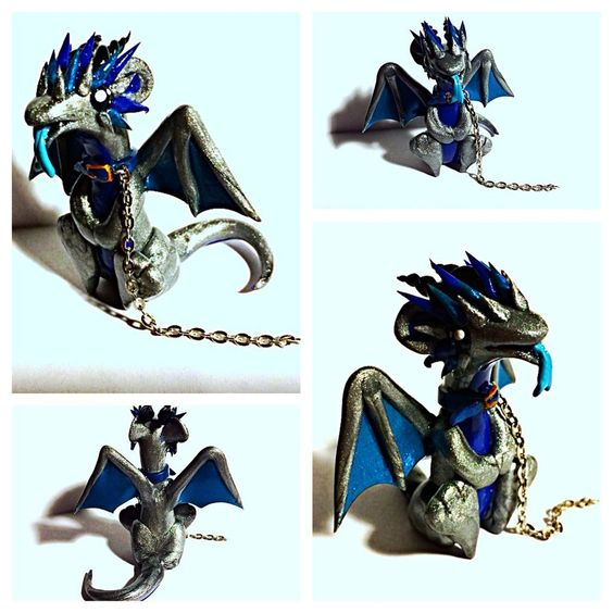 Dragon Escapee by LittleCLUUs on deviantART