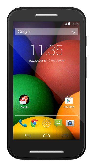 #amazon Motorola Moto E - US GSM - Unlocked - 4GB (Black) - $98.99 (save 24%) #motorolamotoe #motorola #wirelessphoneaccessory