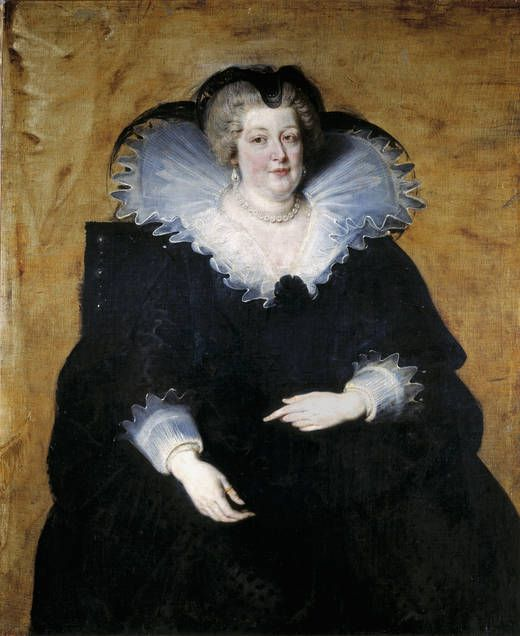 File:Peter Paul Rubens 095b.jpg Marie de Medecis