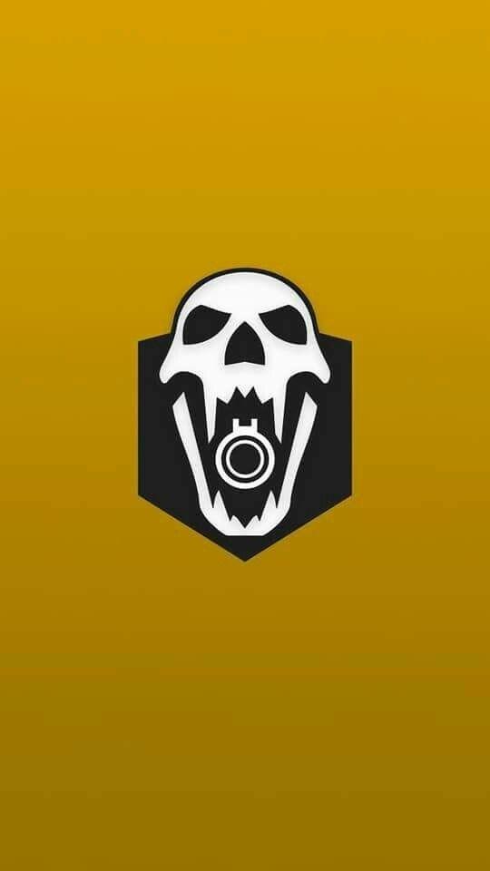 Pin De Mortal Mask Em Logos Com Imagens Arte De Jogos Papel