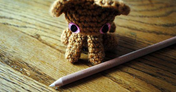 Crochet Kitten: Embroidering Amigurumi
