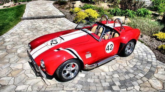 1965 Factory Five Racing 417 Cobra