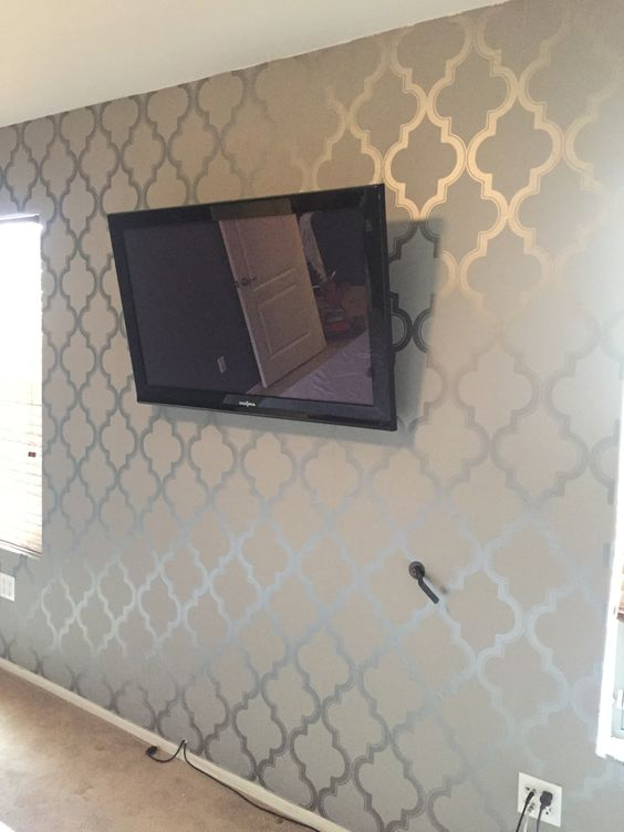 Target wallpaper home decor! Diy my House!