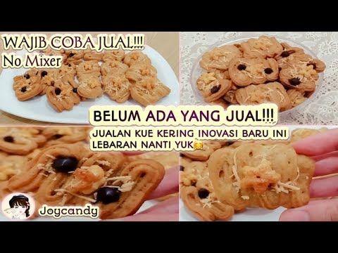 Belum Ada Yang Jual Kue Kering Lebaran Inovasi Baru Cookies Recipe Youtube Kue Kering Makanan Kue