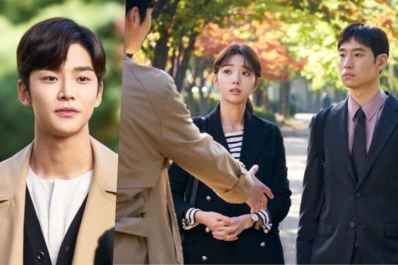 """Chae Soo Bin Gets In Awkward Encounter With Lee Je Hoon And Rowoon In """"Where Stars Land"""""""