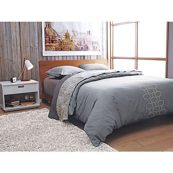 dondra queen bed in bedroom furniture cb2 bedroom furniture cb2