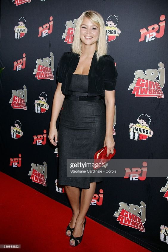 Photo d'actualité : Virginie Efira attends the 2007 NRJ Cine Awards...