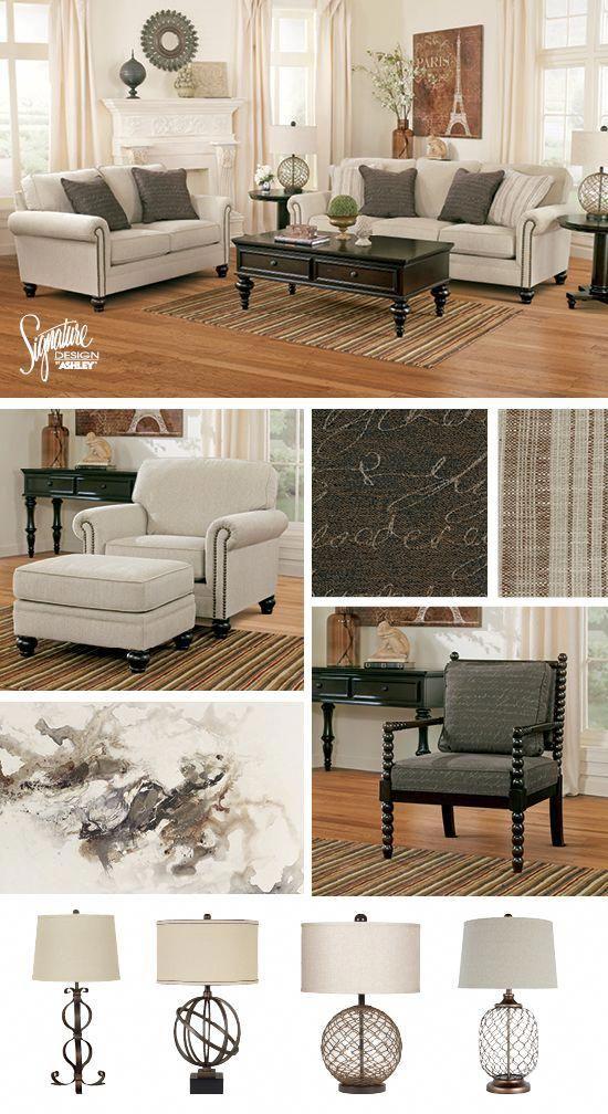 Milari Sofa Loveseat Ashley Furniture Ashleyfurnituresofas Hamptons Style Living Room Home Furniture Family Room Decorating