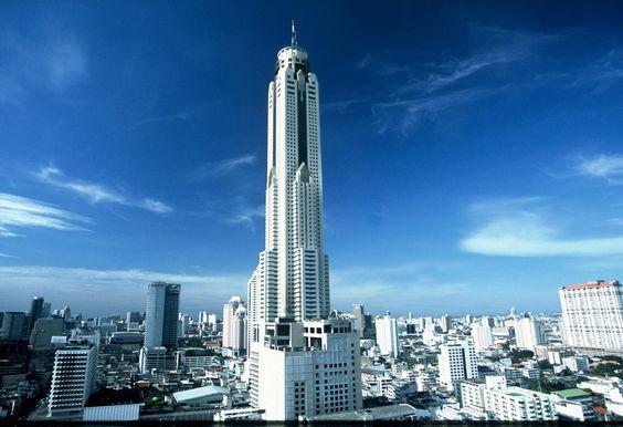 Baiyoke Sky Hotel (Bangkok, Thailand) - Hotel Reviews - TripAdvisor