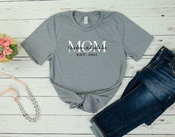 Mama bear Iron on DIY Vinyl tshirt transfer mom mum mommy mummy gift