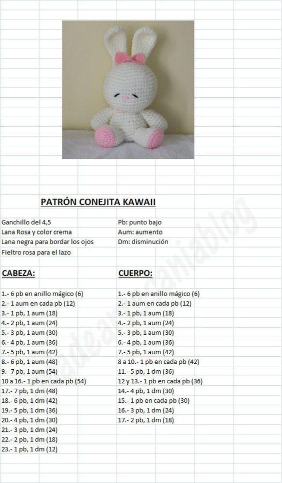 Crochet Patterns In Spanish : ... patterns in spanish free crochet crochet patterns spanish patterns
