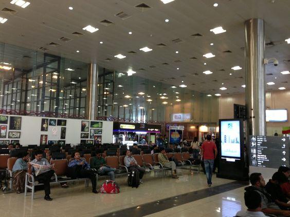 Pune Airport, Puna