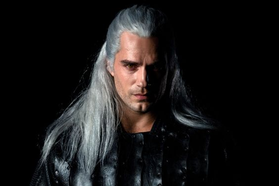 Henry Cavill in The Witcher series