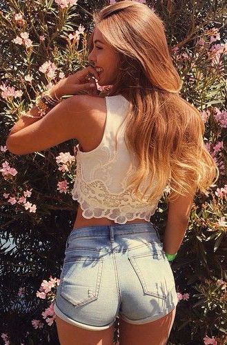 #street #style summer lace