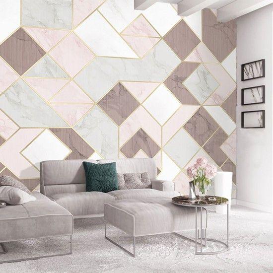 پوستر دیواری کاشی های مارپیچ Decor Home Decor Contemporary Rug