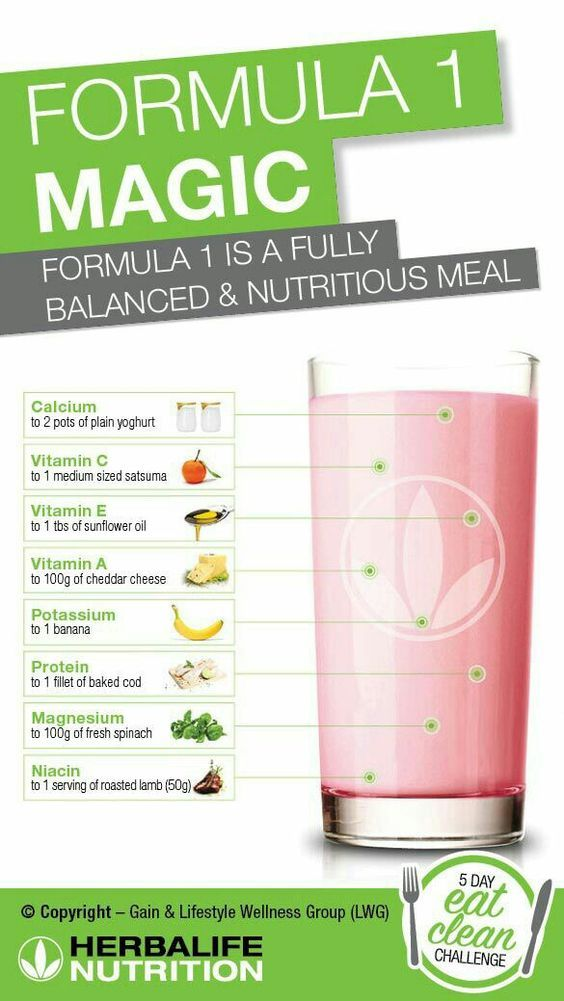 F1 Magic Herbalife Nutrition Herbalife Recipes Herbalife
