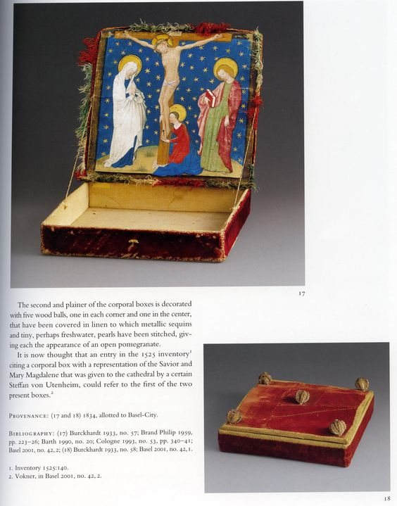 Medieval Arts & Crafts: The Treasury of Basel Cathedral