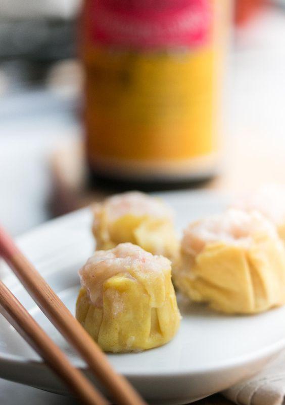 how to make dim sum dumplings