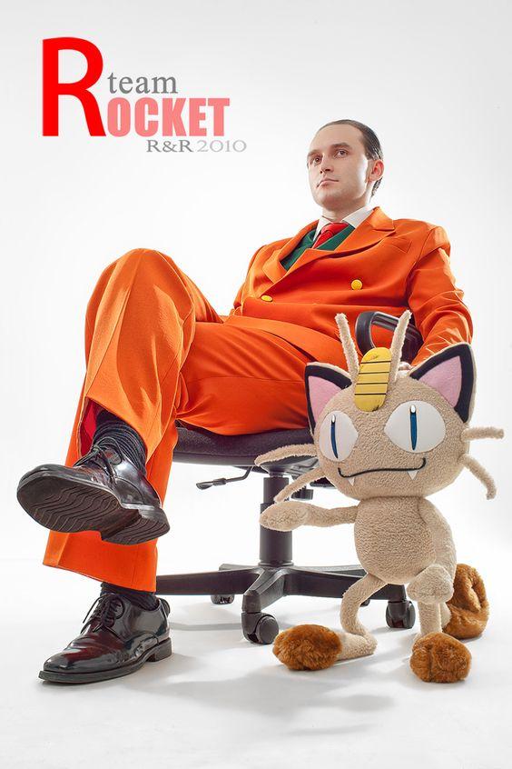 Team Rocket Giovanni by Kifir.deviantart.com