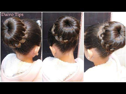 Peinados En Chongo Modernos