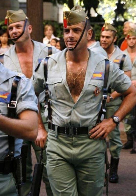 Cop in spanish